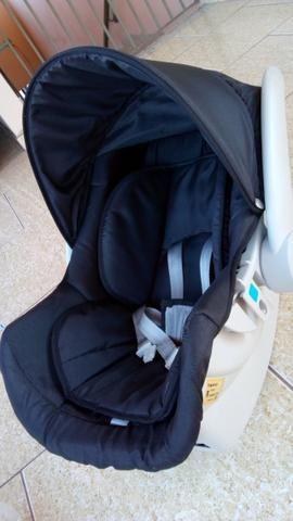 Bebê Conforto/Cadeirinha para carro - Foto 2