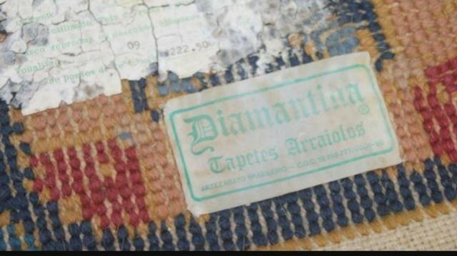 Tapete Arraiolo Diamantina - Foto 3