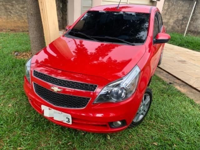 Chevrolet Agile LTZ 13/13