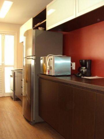Apartamento com 1 dormitório para alugar, 51 m² por r$ 2.600/mês - campo belo - são paulo/ - Foto 8