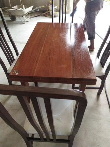 Mesas e cadeiras - Foto 6