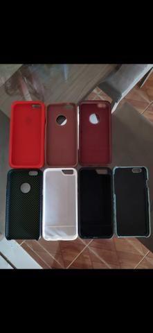 Vendo Cases iPhone 6s Impecável