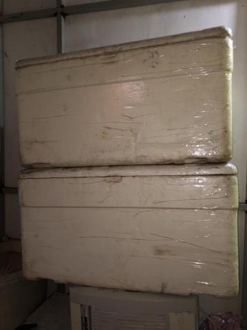 Caixa de isopor 170 litros - Foto 2