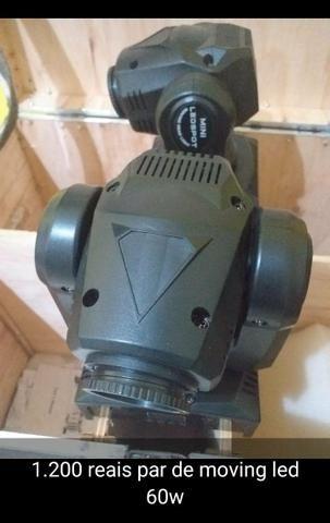 Microfone mesa de som iluminação controladora laser mixer multi cabo - Foto 6