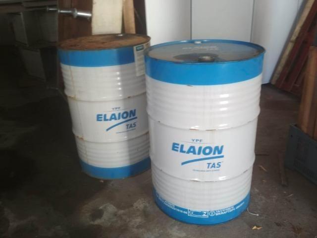 Tonel Metálico 200 litros Usado Tambor Barril Latão - Foto 3