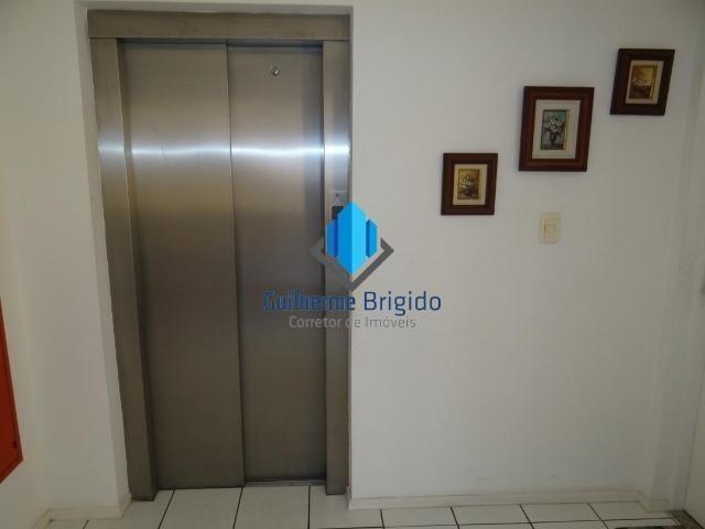 0149.Extra!!! Nascente, 70m, 3qto, projetado, elevador, 2vg, elevador, Unifor - Foto 6