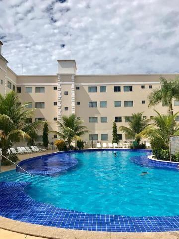 Apartamento de 1 Quarto em Resort Caldas Novas 5 pessoas - Foto 8