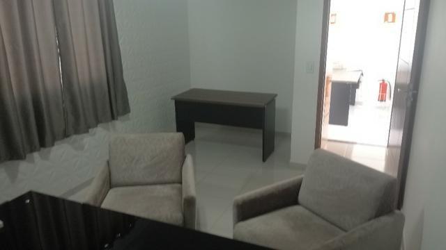 Sala toda mobiliada /Água incluso / Sem fiador - Foto 3