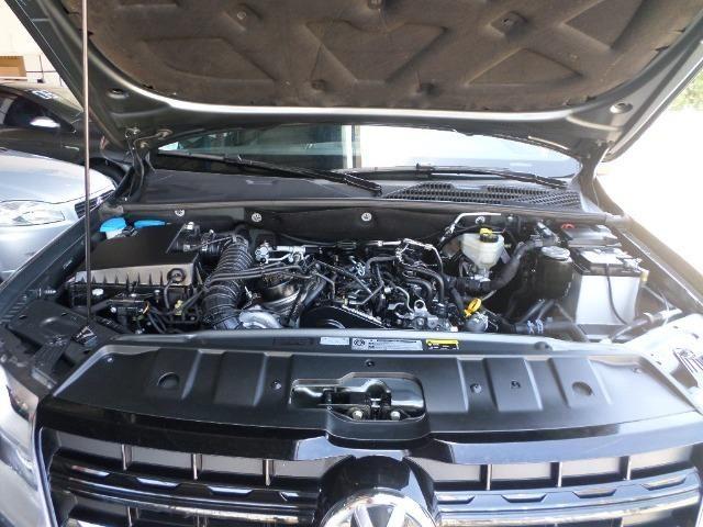 VW Amarok Trendline Diesel Turbo 2018 4x4 Automática (s10 hilux triton ranger) - Foto 9