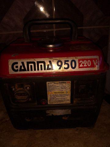 Gerador de energia gamma  950 220 V