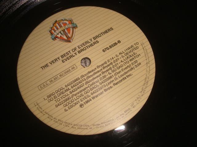 Everly Brothers, Lp vinil usado em raro estado de conservação - Foto 6