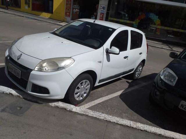 Sandero 2011/12 Branco - Foto 4