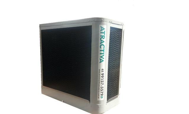 Climatizador evaporativo industrial - Foto 2
