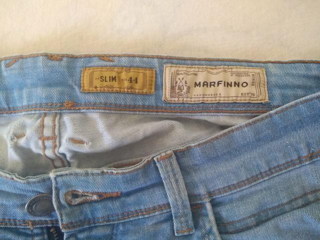 Calça Jeans Marfino 44 - Foto 6