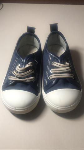Tênis Pimpolho Azul
