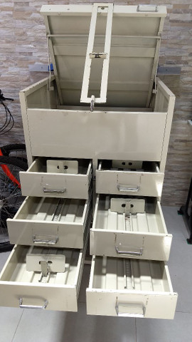 Arquivo de aço hiper resistente - Foto 2