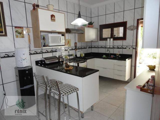 CA0047 - Casa com 3 dormitórios à venda, 202 m² por R$ 650.000,00 - Edson Queiroz - Fortal - Foto 14
