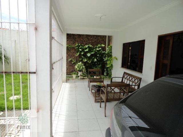 CA0047 - Casa com 3 dormitórios à venda, 202 m² por R$ 650.000,00 - Edson Queiroz - Fortal - Foto 4