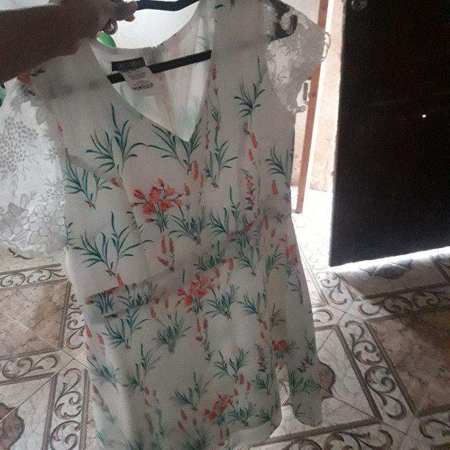 Vestido branco de festa - Foto 2