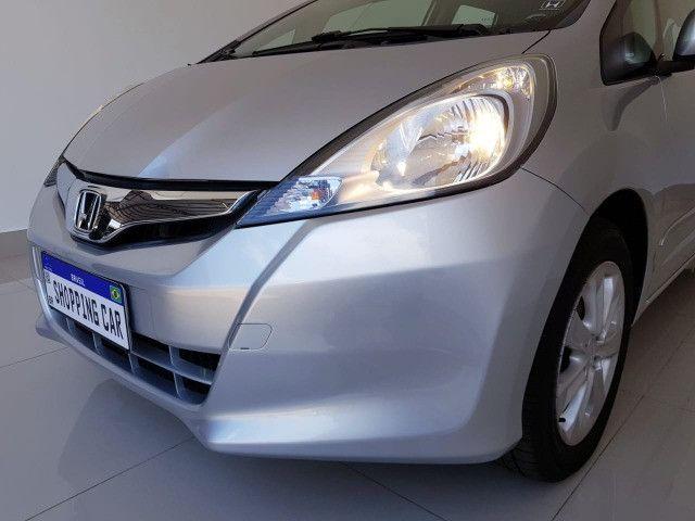Honda Fit - 2013/2014 1.4 16V Flex 4P Automático - Foto 4