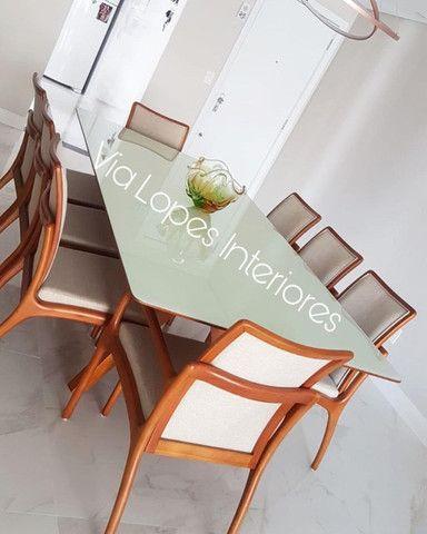 Sofa com pilon de 2.50 ctm aqui na Via Lopes Interiores wpp 62 9  * - Foto 6