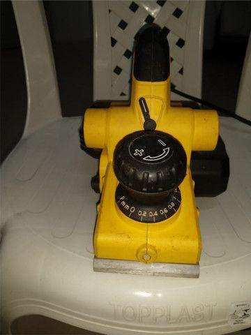 Plaina elétrica Stanley * R$: (450,00) - Foto 4