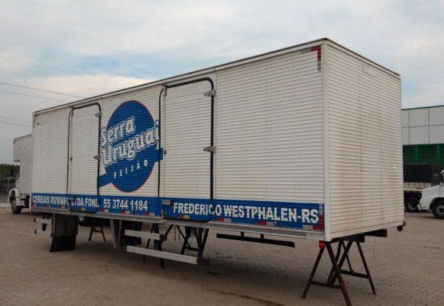 Baú Carga Seca para Truck/Bi-Truck/Beto Caminhões SM - Foto 7