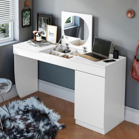 Escrivaninha moderna e funcional diretamente da indústria