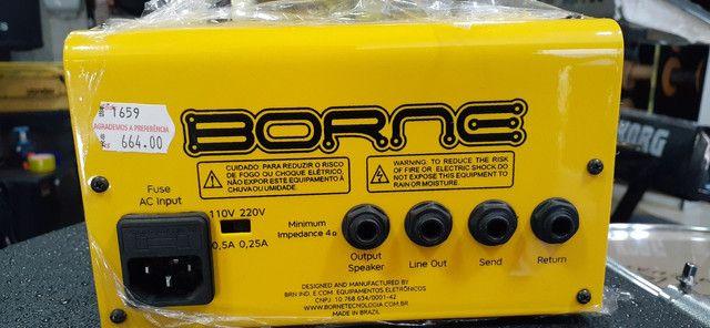 *NOVO* Mini Amplificador para Guitarra Mob T30 - Foto 2