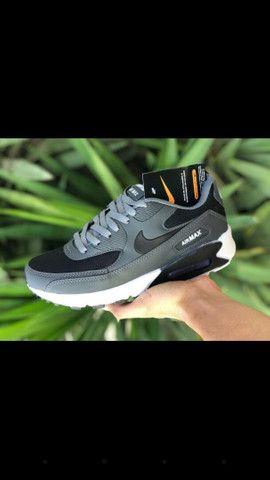 Sucesso de vendas. Air Max 90 da Nike. Estouro total 1 por 90.00rs 2 por 170.00rs - Foto 4