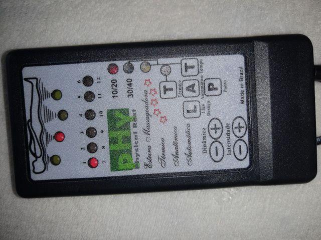 Excelente Colchão massageador térmico  phy com aquecimento térmico  - Foto 4