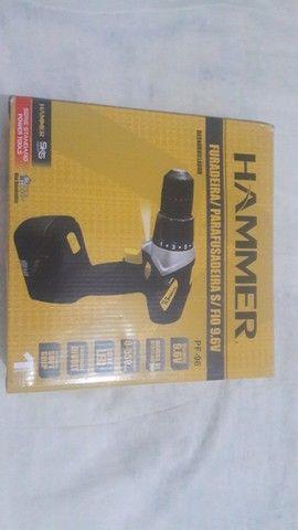 Parafusadeira Hammer PF 96 - Foto 3
