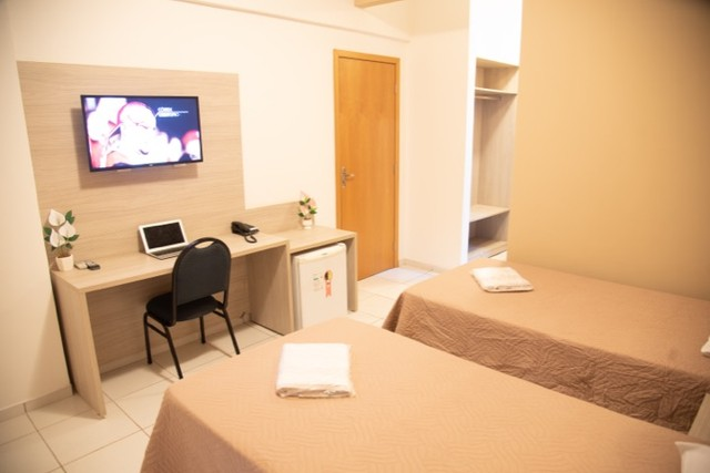 Kitnet / flat / hotel mobiliado - Foto 2
