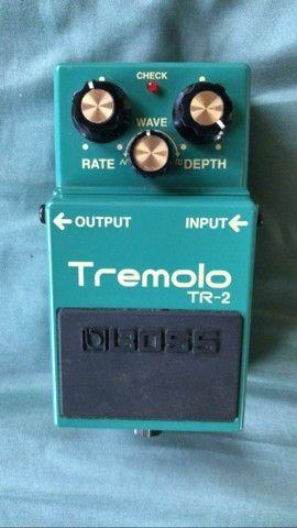 Pedal tremolo boss TR2  - Foto 5