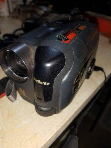(Cód.022) Camera / Filmadora VHS Gradiente