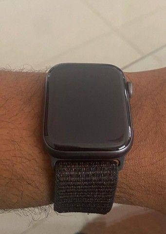 Apple Watch (GPS) S4 44mm - Space Gray  - Foto 5