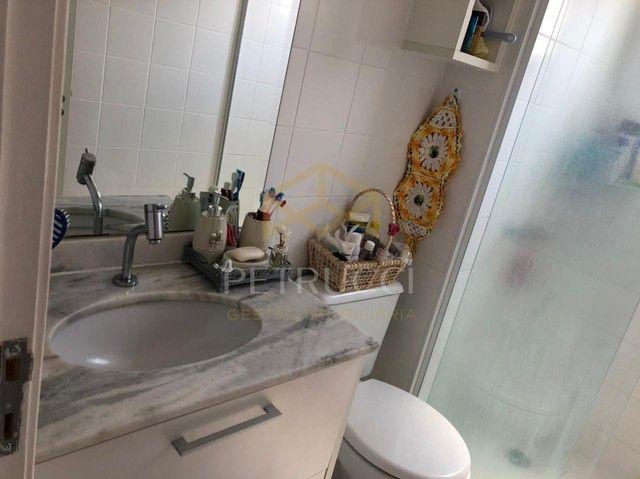 Apartamento à venda com 2 dormitórios em Mansões santo antônio, Campinas cod:AP006547 - Foto 12