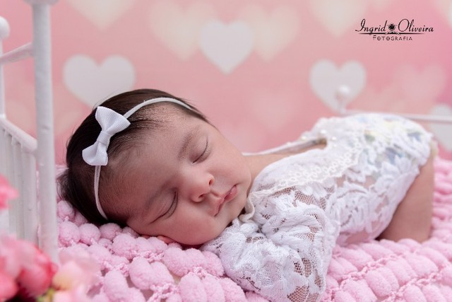 Ensaio Newborn - Foto 6