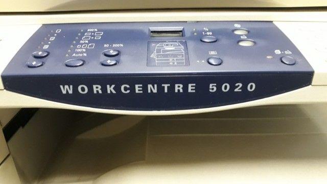 Impressora workcentre 5020