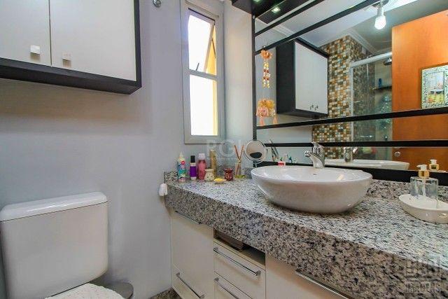 Apartamento à venda com 3 dormitórios em Jardim carvalho, Porto alegre cod:EV4667 - Foto 17