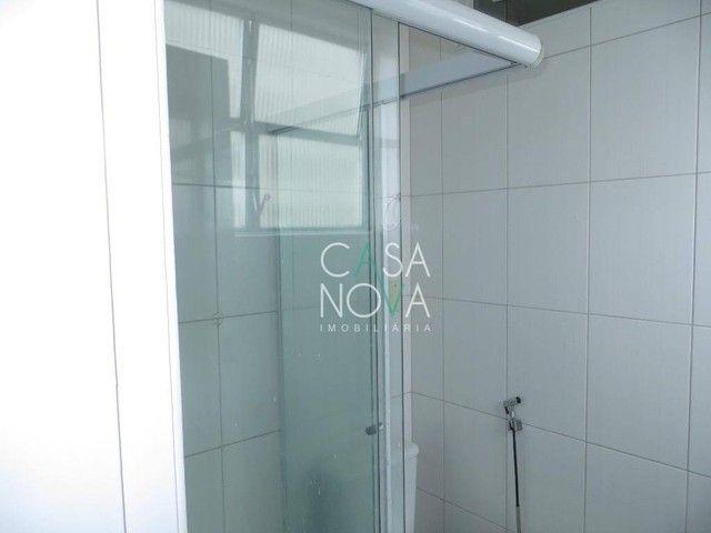 Apartamento com 2 dormitórios para alugar, 118 m² por R$ 3.000,00/mês - José Menino - Sant - Foto 9