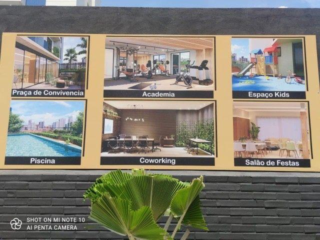 COD 1-487 Apartamento Jardim Oceania 2 quartos bem localizado - Foto 2