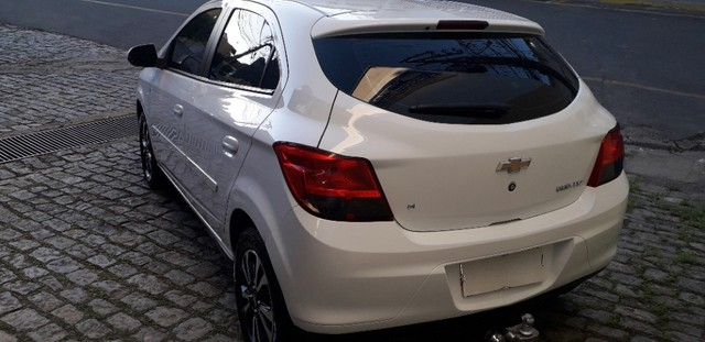 Onix LTZ 1.4 Flex Manual 2015 Branco - Foto 4