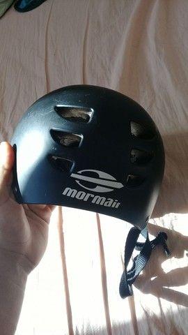 capacete mormaii Skatista ou patins - Foto 3