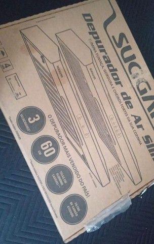 Vendo Suggar para fogão 4 bocas novo na caixa 250,00