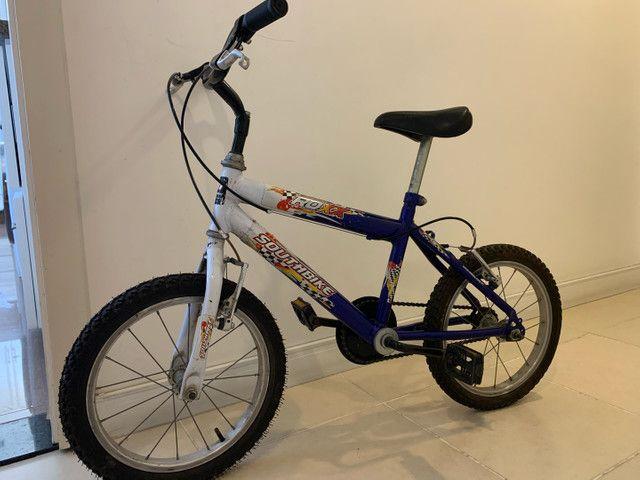 Bicicleta infantil aro 16 South Bike - Foto 2