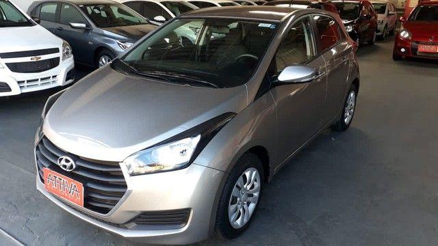 Hyundai HB20 Comfort Plus 1.6 Cinza