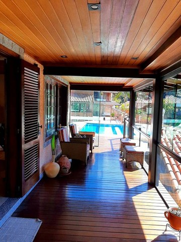 Bela casa de condomínio privilegiado para venda em local valorizado ,Comary , Teresópolis. - Foto 12