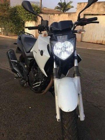 A venda Yamaha Fazer 250c Blueflex<br><br> - Foto 2