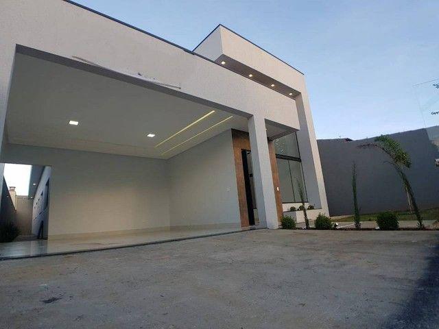 Casa para venda tem 214 metros quadrados com 4 quartos em Bandeirante - Caldas Novas - GO - Foto 2